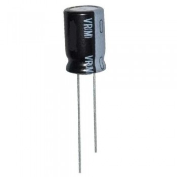Condensador Eletrolítico 4,7uF 35V