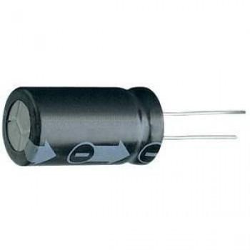 Condensador Eletrolítico Radial 1000uF 50V