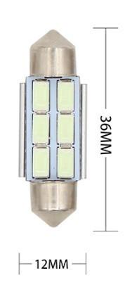 Lampada Festoon CANBUS 36mm