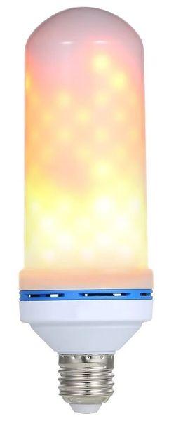 Lampada LED Efeito FOGO/CHAMA 220VAC E27 6W Branco Q. 1400K 160Lm - ProFTC