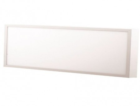 Painel de LED Superficie (60 x 30cm) 24W 6000K Luz fria