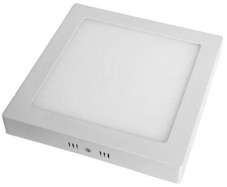 Painel de LED Superficie Quadrado (17,5 x 17,5cm) 12...15W 6000K 600Lm