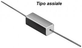 Resistencia bobinada 1.2 R 7W 10% Axial