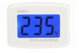 Voltimetro Digital AC 80 a 300V