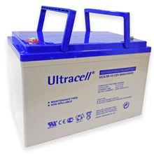 Bateria de Gel 12V 85Ah (304 x 165 x 206 mm) - Ultracell