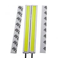 Par Barras de LED 2x17cm à prova de água 12V DC