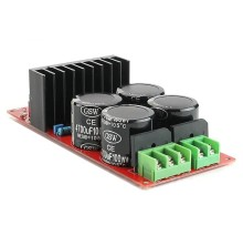 Placa de amplificador Classe D Mono de Potência MOSFET 750W RMS