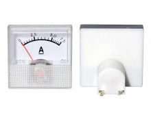 Amperimetro Painel 7.55A DC (40x40mm)