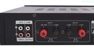 Amplificador Linha 100V 70 W c/ USB / Bluetooth / Rádio + Comando