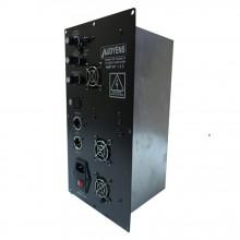 Amplificador Subwoofer 600W + 2 saídas não Amplificadas para Tops - AUDYENS