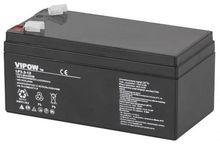 Bateria Chumbo 12V 3,3Ah (134x67x61mm) - VIPOW/MOTOMA