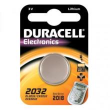 Bateria de lítio CR2032 Duracell