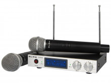 Central com 2 Microfones s/ Fios VHF PRM905 - BLOW