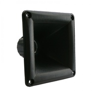 "Corneta para Tweeter de rosca 115x115x76mm 1"" - Master Audio"
