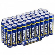 Emb. 40x Pilhas Alcalinas Industrial 1,5V LR03 AAA - VARTA