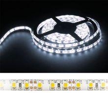 Fita 600 LEDs SMD 3528 Flexivel IP65 Branco Frio 12V - 5 mts