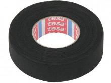 Fita Isoladora em tecido preta TESA 15m / 19mm
