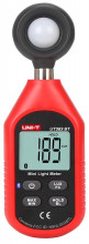 Luxímetro Digital 0 ~ 199999 Lux (Bluetooth) - UNI-T