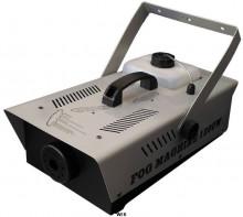 Máquina de fumo DMX 1200W c/ Comando s/ fios e c/ fios - 1200W