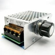 Regulador de Tensão 4000W AC 220 V para motores resistencia etc