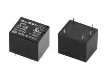 Relé p/ circuito impresso 24-28V DC