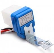 Sensor para iluminação Crepuscular 12V 10A