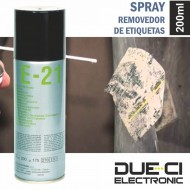 Spray Removedor Etiquetas E-21 200ml