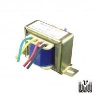 TRANSFORMADOR LINHA 10W /5W / 2.5W 100V VSOUND