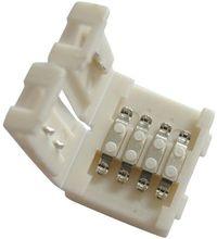 União p/ Fitas de LED RGB do tipo SMD5050 de 10mm