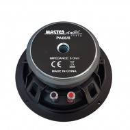 """Woofer 8"""" / 200mm 120W RMS 8Ω - Master Audio"""