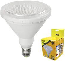 Lampada LED 220V PAR38 E27 15W Branco Q. 3000K 1200Lm IP65 (Exterior) - EDM