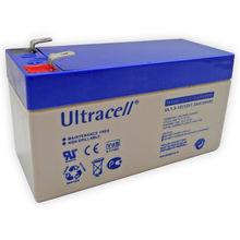 Bateria Chumbo 12V 1,3Ah (97x43x52 mm) - Ultracell