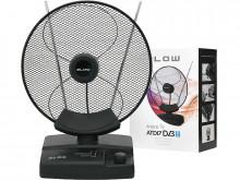 Antena DVB-T interna ATD17 ativa