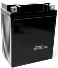 Bateria PB p/ Mota 12V 14Ah Alta Performance