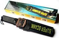 """Detector de Metais de Mão (""""Beep"""" e Vibração)"""