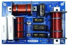 Filtro de Crossover de 2 vias 1200W Máx WINFORD