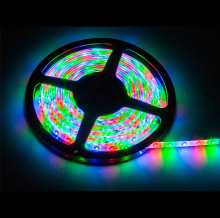 Fita 300 LEDs SMD3528 Flexivel RGB 12V - 5 mts