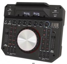 Mesa de mistura para DJ c/ USB / SD / Bluetooth