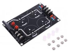Placa CI para rectificação e filtragem sem condensadores