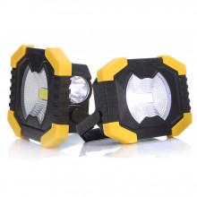 Projector Led Portátil Frontal + Modo Lanterna