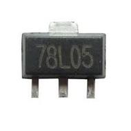 Regulador de tensão 78l05 SMD