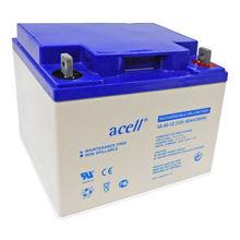 Bateria de Chumbo 12V 40Ah (197 x 165 x 170 mm) - Ultracell