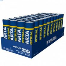 Emb. 40x Pilhas Alcalinas Industrial 1,5V LR6 AA (4006) - VARTA