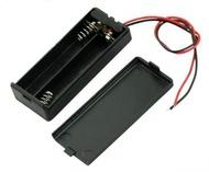 suporte de Pilhas 2xAAA com interruptor