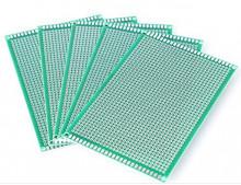 Placa perfurada PCB Universal 8x12 cm ponto por ponto