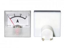 Amperimetro Painel 15A DC (40x40mm)