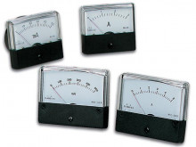 Amperimetro Painel 500mA DC (60x47mm)