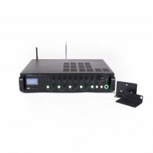 AMPLIFICADOR DE LINHA 350W RMS - MP3 player, rádio FM e BLUETOOTH TELEFONE