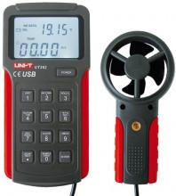Anemómetro Digital USB - UNI-T