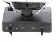 Antena Interior Amplificada UHF - VHF - FM - TDT 36dB - BLOW